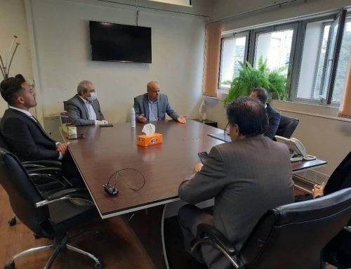 اولین جلسه عملیاتی صادرات کالاهاومحصولات استان اصفهان