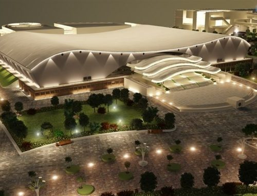 محل دائمی نمایشگاههای بین المللی استان اصفهان