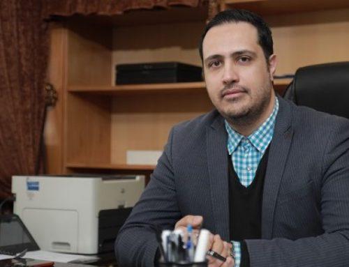 دکترسیدبابک ابراهیمی معاون راهبردی شرکت سرمایه گذاری غدیرساتا